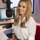 Katherine Jenkins in the Classic FM Studio