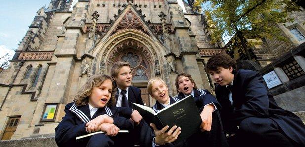 St Thomas Boys choir - Leipzig Tourism