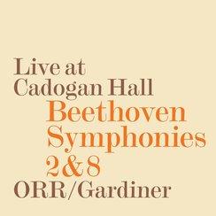 Beethoven Symphonies 2 8 ORR Gardiner