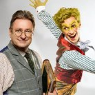 Alan Titchmarsh in The Wind in the Willows