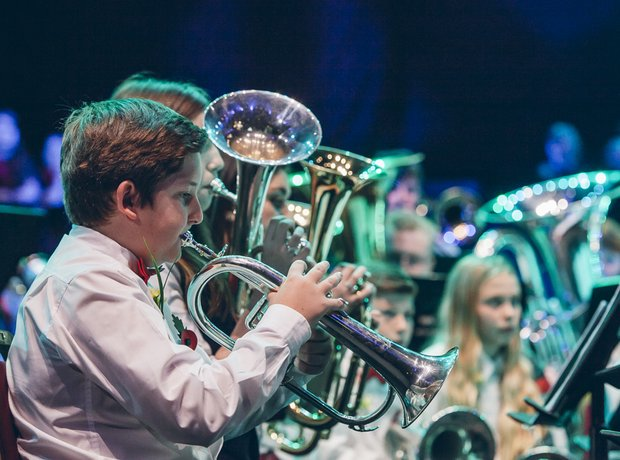 Schools Prom Monday 10 November 2014 Performance B