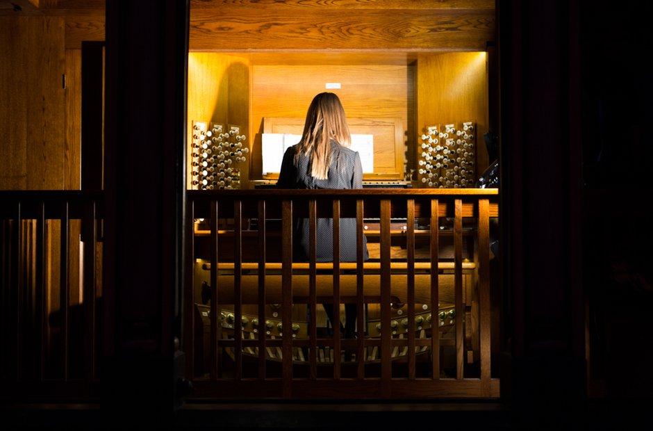 Marija Skobe-Pilley organ