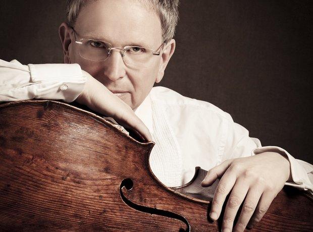 Alexander Ivashkin cellist