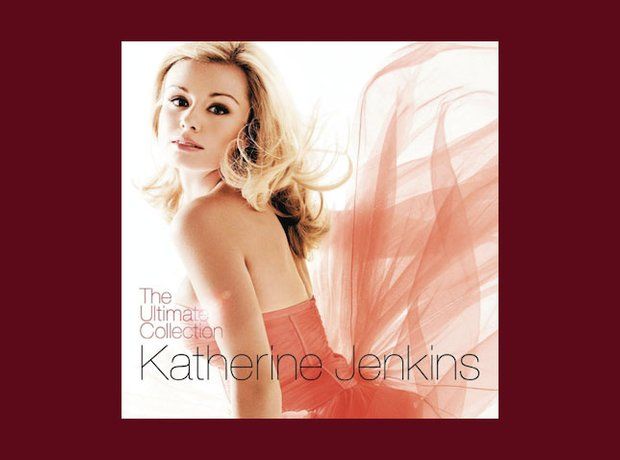 best-selling classical album 2014 katherine jenkins ultimate collection