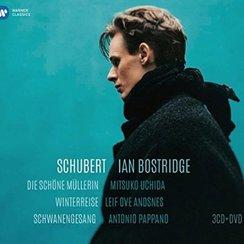Ian Bostridge Schubert song-cycles Winterreise