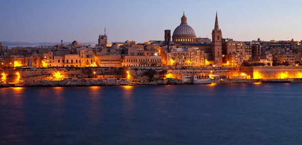 Visit Malta- Skyline