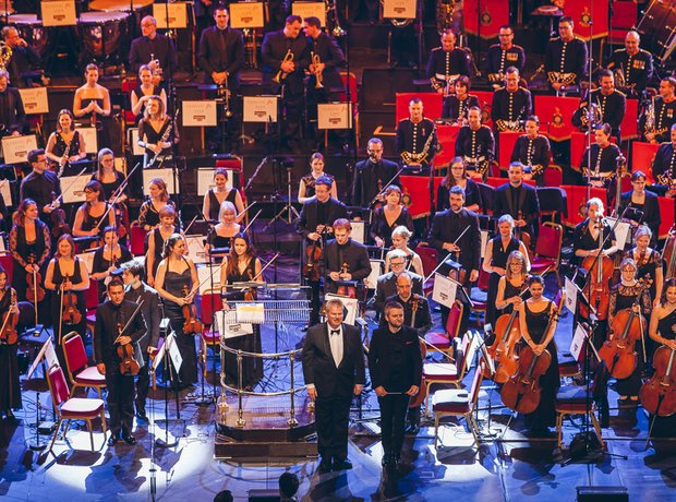 Bournemouth Symphony and Choir Classic FM Live 201