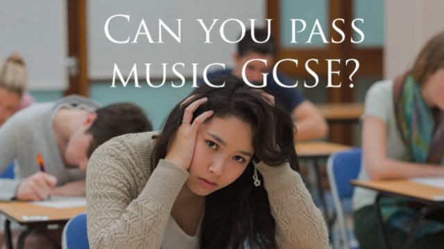 What do you study at GCSE music?
