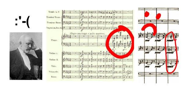 Tchaikovsky sad music