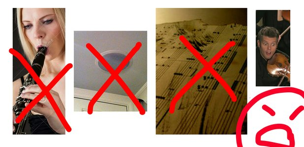 Things only musicians find annoying