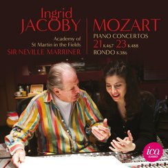Ingrid Jacoby Neville Marriner Mozart 21 23
