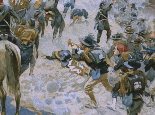 Battle Solferino Napoleonic
