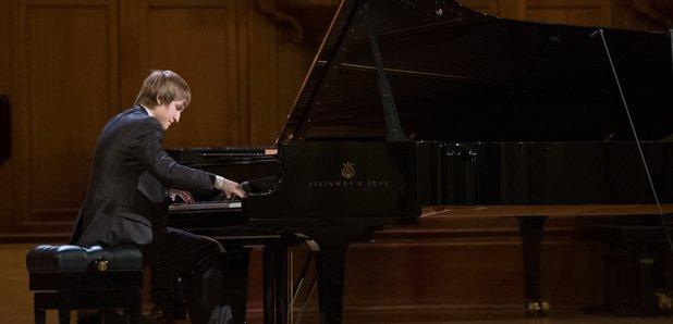 Dmitry Masleev Tchaikovsky Competition