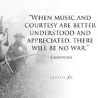peace quotes music