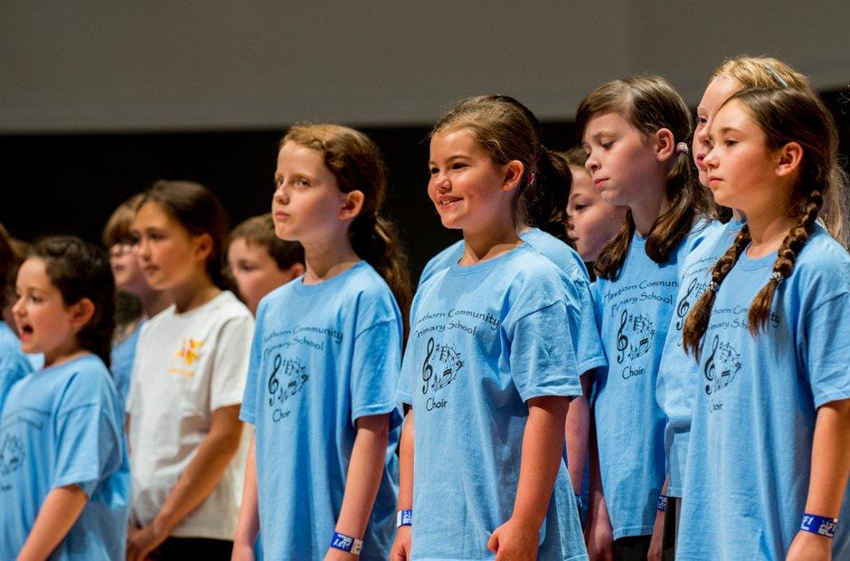 Hawthorn Key Stage 2 Choir
