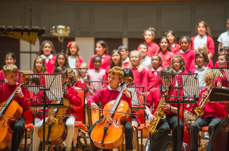 Hazelwood School Choir & Orchestra