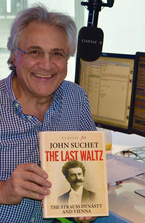 John Suchet Strauss book The Last Waltz