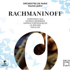 Rachmaninov Orchestre Paris Paavo Jarvi