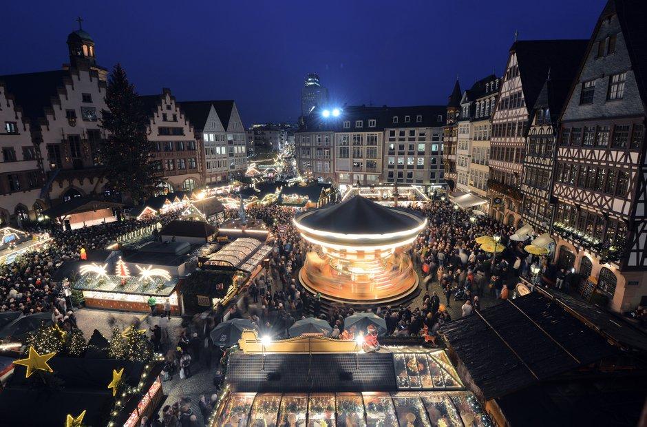 European Christmas markets