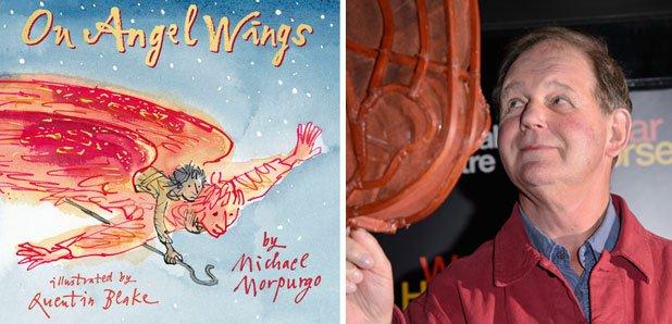 Michael Morpurgo/ On Angel Wings
