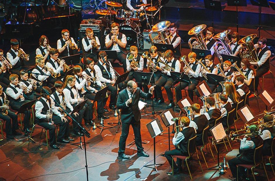 Wigan Youth Brass Band