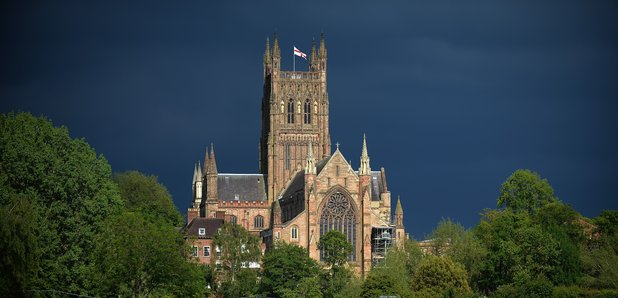Worcester cathedral quiz