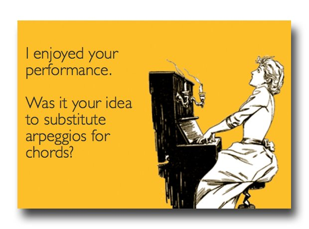 musician insults