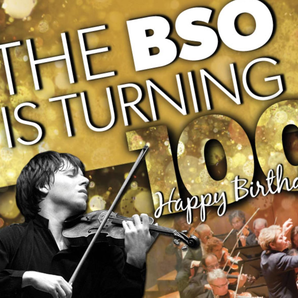 Baltimore Symphony orchestra 100