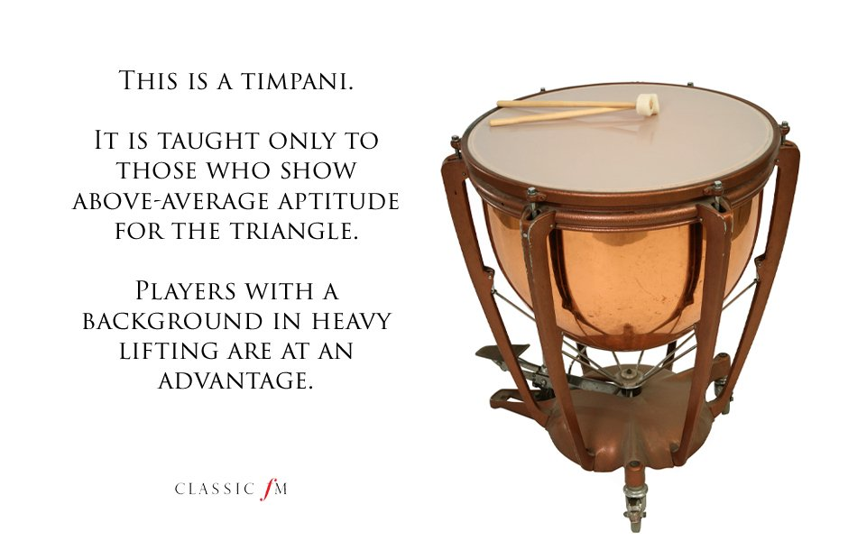 timpani Musical instruments explained: a beginner'