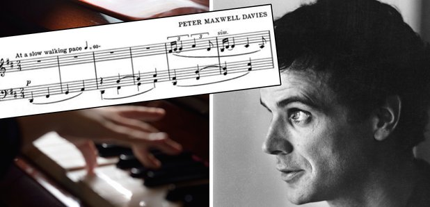 farewell to stromness peter maxwell davies