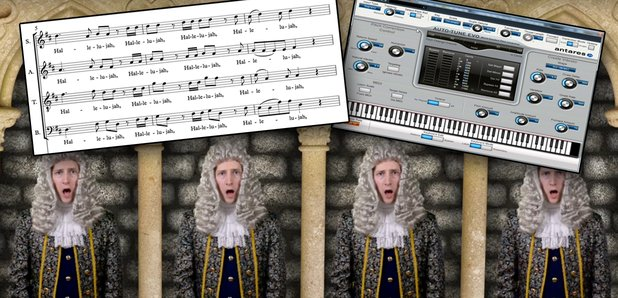 hallelujah chorus autotune