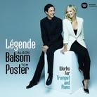 Legende Alison Balsom Tom Poster