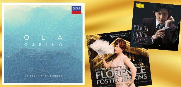 Album review 10 April: Ola Gjeilo and Florence Fos