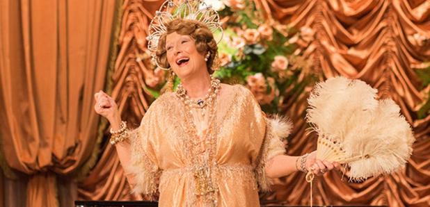Meryl Streep Florence Foster Jenkins