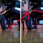 piano squeak