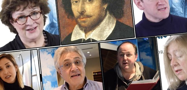 Shakespeare sonnets classic fm presenters