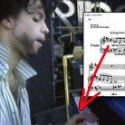 prince plays gershwin in rehearsal
