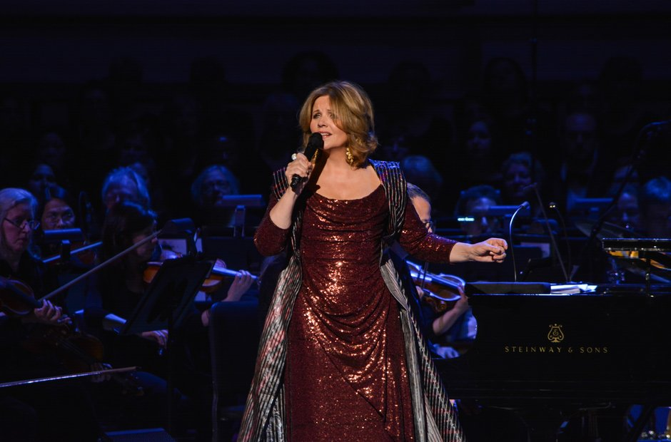 Carnegie Hall 125 birthday gala Renee Fleming