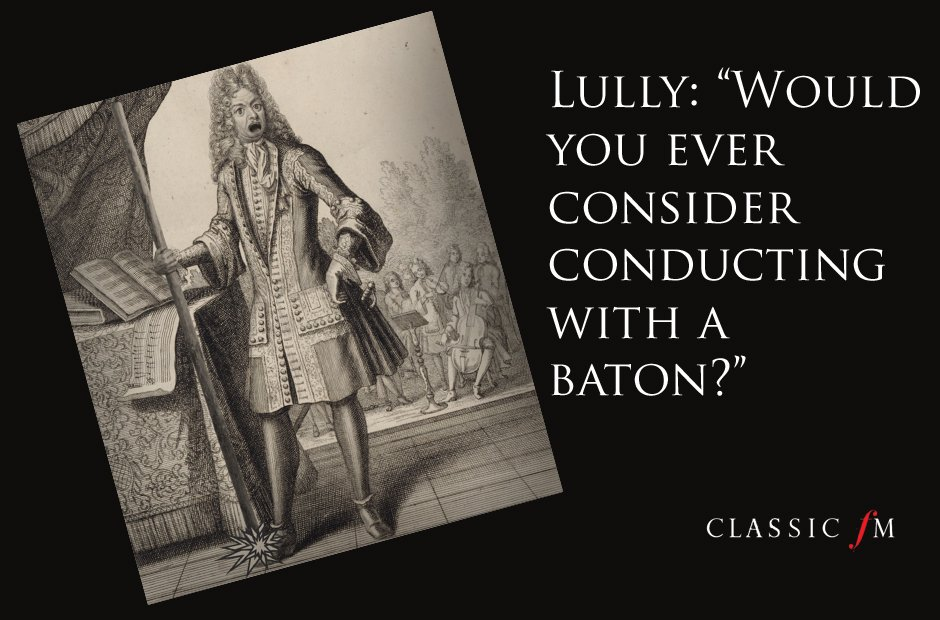 Great composers advice Lully