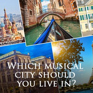 Which musical city should you live in?