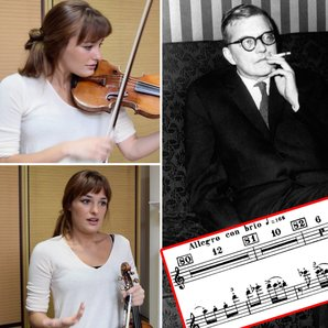 Nicola Benedetti Shostakovich