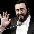 Donald Trump and Pavarotti