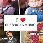 hear classical music