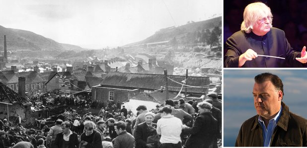 Aberfan Karl Jenkins rectangle