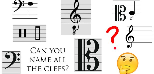 Clef quiz