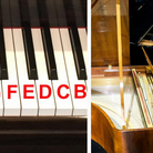Left-handed piano Christopher Seed