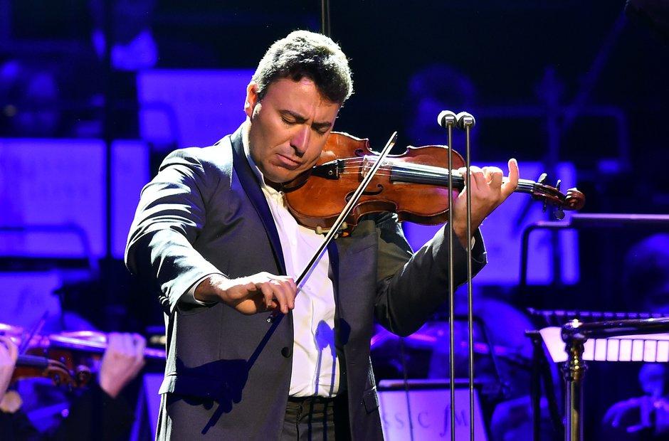 Classic FM Live Royal Albert Hall Maxim Vengerov