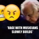 stokowski rehearsal rage