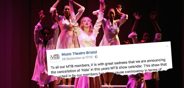 Aida musical cancelled