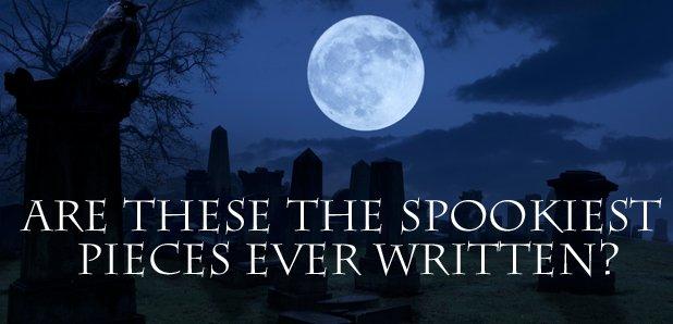 Spookiest pieces